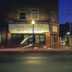 white coffee pot restaurant baltimore - Google Search