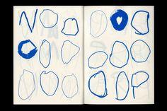 Éloisa Pérez«Par des enfants», cahier 3, 36 pages, 2017. Graphic Design Typography, Graphic Prints, Collage Design, Publication Design, Communication Design, Book Layout, Photoshop Design, Typography Inspiration, Editorial Design