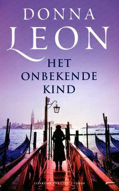 Het onbekende kind - Donna Leon, Theo Scholten
