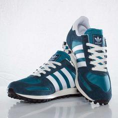 Adidas Originals LA Trainer – Vivid Teal / Dark Petrol / Follow my SNEAKERS Board!