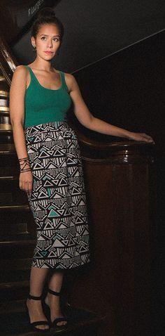 Maxwell Midi Skirt