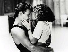 "Patrick Swayze and Jennifer Grey in ""Dirty Dancing"" 1987 by Emile Ardolino"