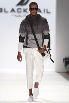 Black Sail by Nautica Men's RTW Spring 2014 - Slideshow