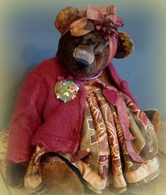 Pernille @ border bears