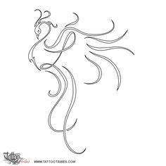 TATTOO TRIBES - Shape your dreams, Tattoos and their meaning - phoenix, eternity, memory, cyclicity, rebirth, freedom, fire