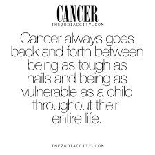 Image result for cancer zodiac facts