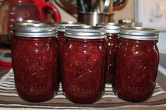 Strawberry Honey Jam Recipe - 4 Natural Ingredients!