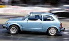 Image result for 1970s honda civic