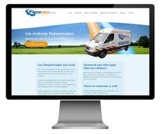 Responsive WordPress Website voor FietsNed Menaldum