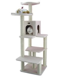 """$112.45-$132.00 Model No.: B6802; Covering Material: Faux Fleece; Covering Color: Ivory; Board Material: Pressed Wood; Post Diameter: 3-1/2-inch; Overall Dimensions: 31-inch (L) X 25-inch (W) X 68""""(H); Max Holding Weight: 60 lbs;"""