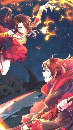 Rwby Anime, Rwby Fanart, Anime Manga, Anime Art, Rwby Cinder, Miraculous, Red Like Roses, Otaku, Rwby Characters