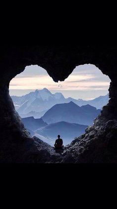 La paz interior y el silencio de la naturaleza