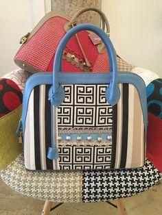 Buboisé   #handbags #buboisé #buboisébags #handcrafted #madeinitaly #bags #fashion #leather #luxury