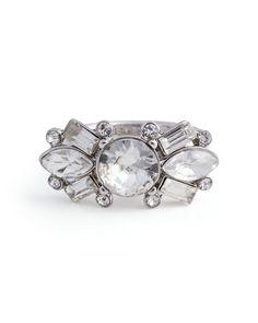 Budding Romance Ring by Stylemint.com, $10
