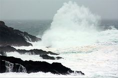 A stormy day on Islay by nicola2