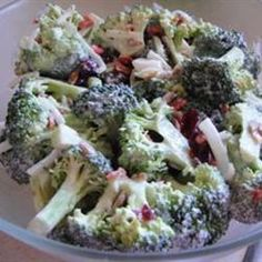 Alyson's Broccoli Salad Allrecipes.com