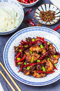 Chongqing Chili-Hähnchen