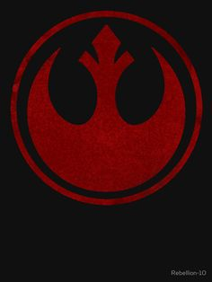 The starbird of the rebel alliance from the star wars media. A symbol of resistance and rebellion. Are you a rebel? then this is the right thing for you.