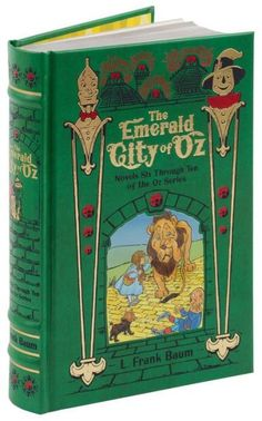 The Emerald City of Oz (Barnes & Noble Collectible Editions): Novels Six Through Ten of the Oz Serie