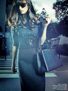 Marie Claire France October 2013 #fashion #editorial #zappos