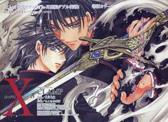 Magic Knight Rayearth, Xxxholic, Cardcaptor Sakura, Anime Artwork, Clamp, Detective, Wonderland, Fan Art, Manga