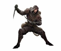 Thief for adventures in the marches