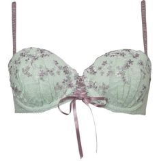 Ribbon Flower Multiway Bra (33 NOK) ❤ liked on Polyvore featuring intimates, bras, underwear, lingerie, sale, multi way bra, lingerie bras, lacy lingerie, lingerie lace bra and convertible bra