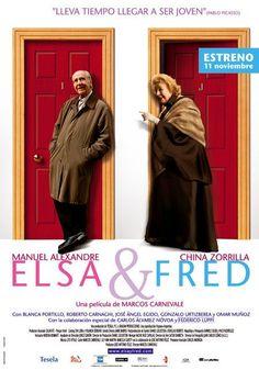 Elsa y Fred  Nunca es tarde :)