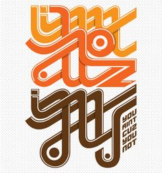Tremendous Typography