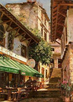старые улицы Shymski Andras-15