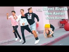 This week we played You Won't again with Brent Rivera, Ben Azelart, and Caleb Burton! Some of the things we made each other do got pretty crazy. Anna Mcnulty, Funny Vine Compilation, Famous Twins, Sofie Dossi, Scaring People, Gymnastics Skills, Little Do You Know, Amazing Gymnastics, The Ellen Show