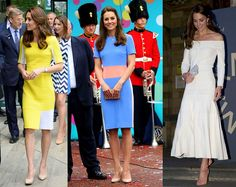 The Duchess didn't wear a single bad outfit this year. This whole year Kate kept making news with every fashion choice she made and her personal style keeps getting better and better. She has always managed to make us swoon in her favorite pieces from designers like Jenny Packham and Alexander McQu