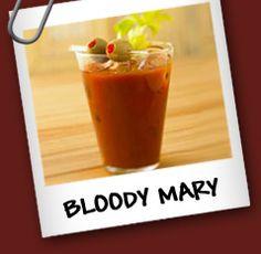 Ingredientes: • 50 cc Vodka • 15 cc Jugo de limón • 1 Dash Salsa Inglesa • 1 Dash Salsa de Tabasco • 125 cc Jugo de Tomate • Pimienta Fresca y Sal  Preparacion: Agregar en un vaso con hielo todos los ingredientes excepto el jugo de tomate. Mezclar bien, completar el vaso con jugo de tomate y mezclar nuevamente. Decorar con una ramita de apio fresco y una pajilla.