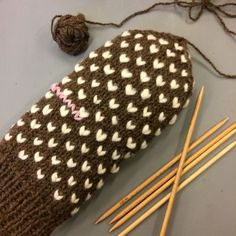 Diy Crochet And Knitting, Opi, Mittens, Projects To Try, Pattern, Crafts, Handmade, Clothes, Fingerless Mitts