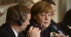 Merkel Threatens Britain: 'Illusion' It Will Keep EU Benefits Is 'Waste of Time'