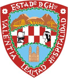 Coat of arms of Chihuahua - Mexico