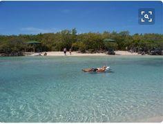 Isla de Guilligan en Guanica Puerto Rico. Esto es un paraíso. Visita obligada si visitan la isla de encanto en el mejor lugar del Caribe.
