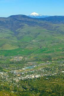 Ashland, Oregon was chosen as one of the Thousand Places to Visit Before You Die