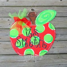 Shop For Wooden Door Hanger On Etsy, The Place To Express Your Creativity  Through The Buying And Selling Of Handmade And Vintage Goods.