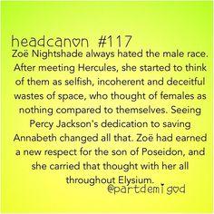 percabeth in high school headcanon Percy Jackson Head Canon, Percy Jackson Memes, Percy Jackson Books, Percy Jackson Fandom, Octavian Percy Jackson, Zoe Nightshade, Percy And Annabeth, Rick Riordan Books, Uncle Rick