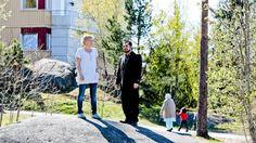 Her er Oslos første innvandrerbydel - Aftenposten