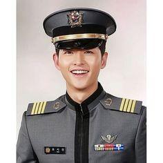 Captain Yoo Shi Jin