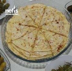 Yummy Recipes, Great Recipes, Yummy Food, Greek Cooking, Cooking Time, Quick Meals, No Cook Meals, Turkish Recipes, Ethnic Recipes