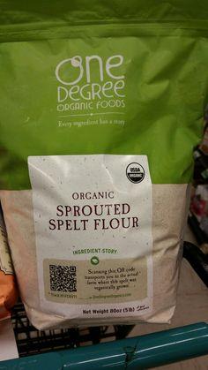 Gran harina germinada de spelta: mucho mas saludable