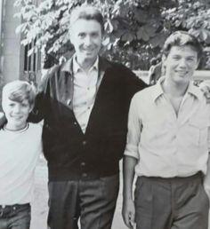 Peter Alexander,Heintje und Hansi Kraus