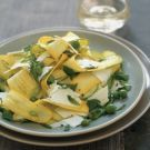 Try the Squash, Mint and Ricotta Salata Salad Recipe on williams-sonoma.com