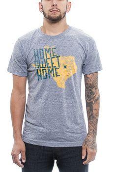 Baylor - Waco, TX - Home Sweet Home - T-Shirt Baylor Bears style - Waco, Texas - T-shirt #Baylor #Waco #Texas
