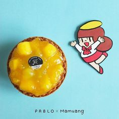 Get ready for a new flavor of PABLO freshly baked cheese tart and PABLO mini with special promotion which PABLO collaborates with MAMUANG CHAN. See you on July 15th 2017 #PABLOcheesetartthailand #PABLOxMamuangchan #マムアンちゃん #パブロミニマンゴー #パブロマンゴーチーズタルト #PABLOminiMango #PABLOparagon #PABLOfreshlybakedmangocheesetart #รสไหนกอรอย #Montreepr #ใครๆกกนพาโบล  via ELLE THAILAND MAGAZINE OFFICIAL INSTAGRAM - Fashion Campaigns  Haute Couture  Advertising  Editorial Photography  Magazine Cover Designs…