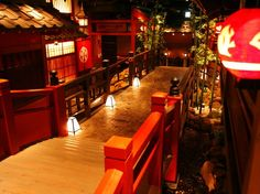 The craziest themed restaurants in Japan.