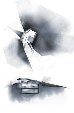 markmakingtheory:  A theoretical Pavilion space…